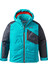 Patagonia Boys Snowshot Insulated Jacket Epic Blue